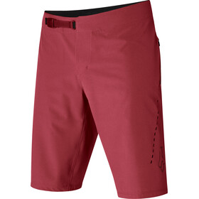 Fox Flexair Lite Cycling Shorts Men red